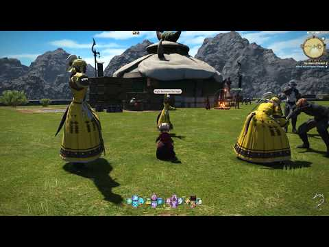 Let's Play | Final Fantasy XIV StormBlood | The Labors of