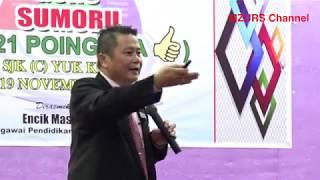 BINABANG KOMOGOTON - Dr Rutil Taising   Pengetua, SMK Tulid, Keningau