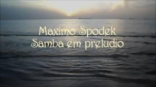MUSICA INSTRUMENTAL ROMANTICA DE BRASIL, SAMBA  EM PRELUDIO, EN PIANO Y ARREGLO MUSICAL