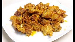 橙香排骨 / 非洲豬瘟 / 豬肉貴了 Pork ribs with orange juice 【20無限】