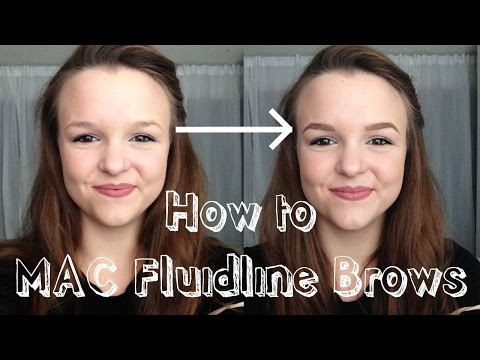 Fluidline Brow Gelcreme by MAC #11