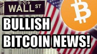 Wall Street Called a Bottom in the Crypto Market?  Coinbase Adding 150! [Bitcoin Adoption News]