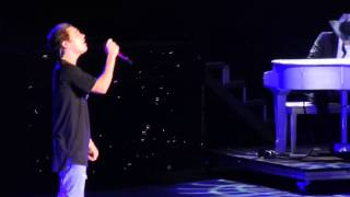 ОСТИН МАХОУН, All of Me (cover) Austin Mahone Denver