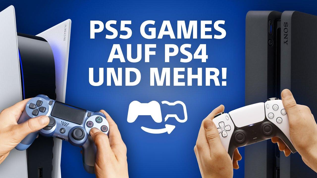 PS5 Systemsoftware-Update – So nutzt ihr den erweiterten Speicher für PlayStation 5-Games