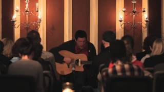 "Damien Jurado - ""Hands on the Table"" Live at The Warehouse"