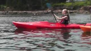 Necky Rip 10 and Rip 12 Recreational Kayaks