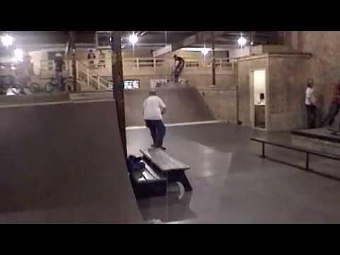 Davenport and Rampage Skatepark