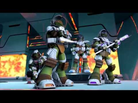 Teenage Mutant Ninja Turtles Season 4 (Promo)