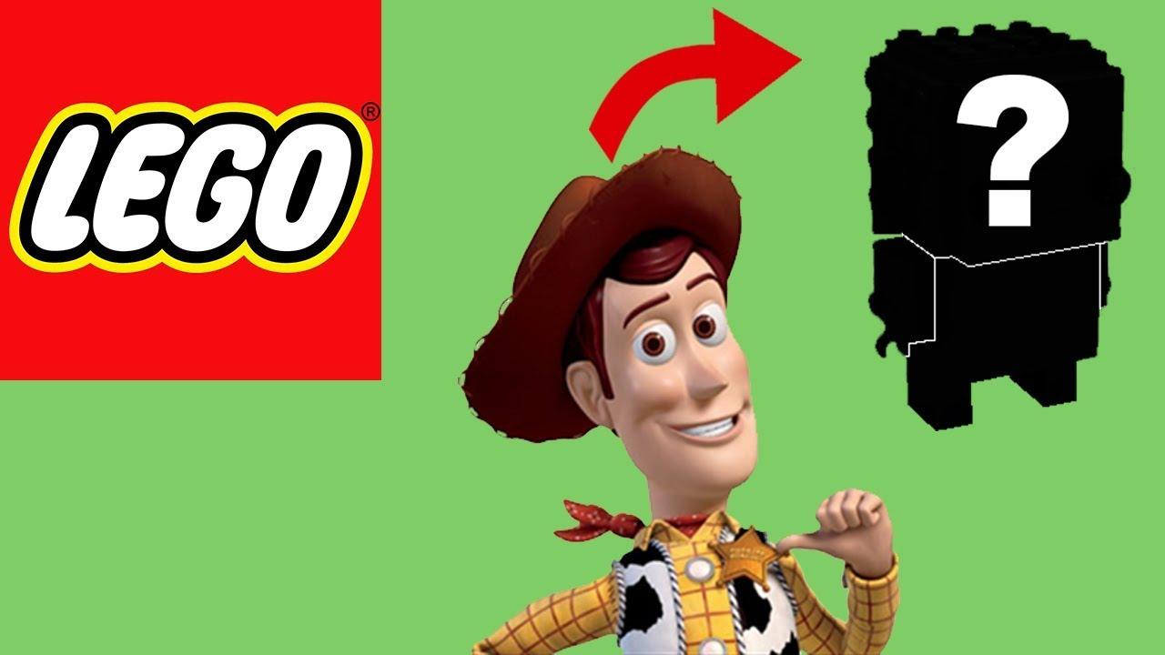 How to Build LEGO Woody| Toy Story Brickheadz