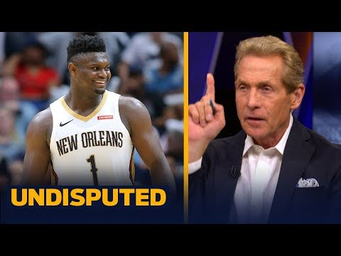 Zion Williamson is better than I thought he was — Skip Bayless | NBA | UNDISPUTED