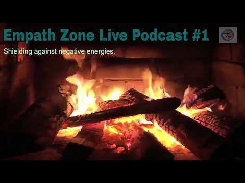 Empath Zone Podcast #3 – Angels and Demons – Psychic Empath