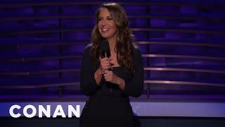 Rachel Feinstein Is A Fire Wife - CONAN on TBS