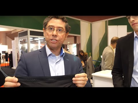 Smart underwear: sensing and protecting against urinary incontinence