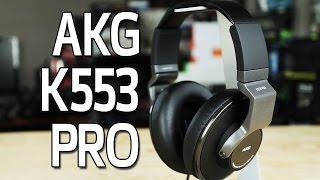 Audiophile Upgrade - AKG K553 Pro Headphones