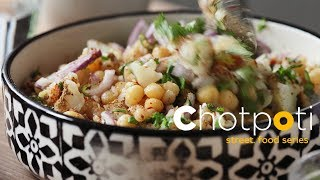 Chotpoti With Secret Spice Mix