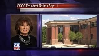 GSCC President Retires Sept. 1