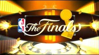 HORNETS @ HEAT (2016 - 17) NBA FINALS GAME THREE