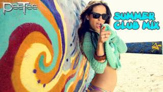 Best Dance Music 2015 - New Electro House Club Mix (PeeTee)