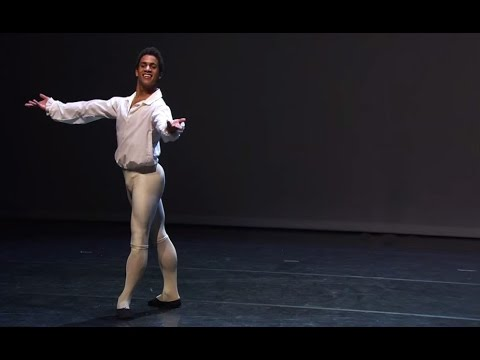 Watch: Dancers demonstrating the evolution of ballet