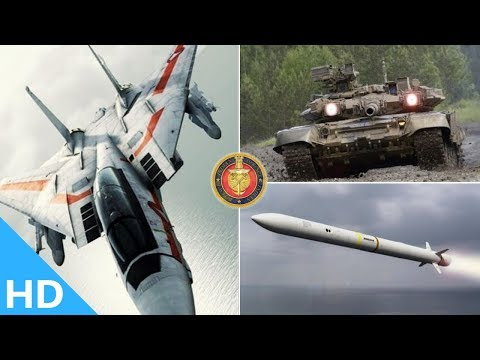 Indian Defence Updates : MWF 1st Flight By 2022,OFB Production Lag,11000 Cr Export,US India BECA