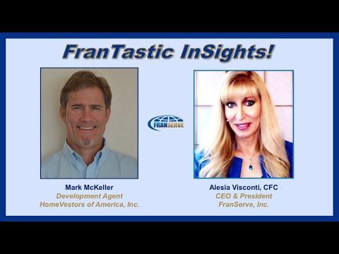 , title : 'FranServe presents FranTastic Insights with Mark McKeller, HomeVestors of America