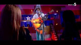 """J.S. Ondara """"Saying Goodbye"""" (live)   C à Vous   23012019"""
