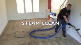 Hoggatt Cleaning & Restoration - 10 STEP CARPET CLEANING PROCESS