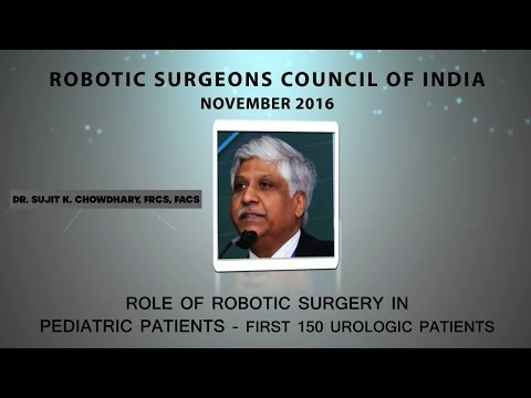 The Role of Robotic Surgery in Pediatric Urological Patients