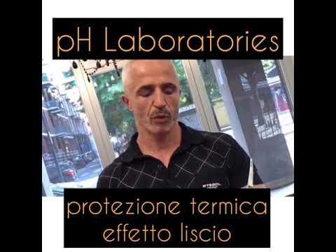 Test prodotto capelli - spray protezione termica effetto liscio ph-laboratories
