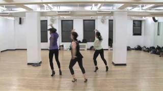 Tip Toe Choreography by Dana Foglia