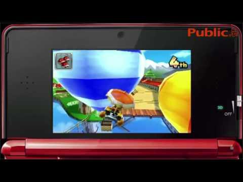 Υπάρχουν τυχόν γνωριμίες για το 3DS
