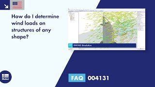 FAQ 004131 | How do I determine wind loads on structures of any shape?