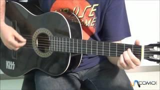 Tocar Soldadito Marinero Con La Guitarra