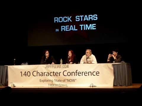 #140conf Boston – Music Panel – Part 2 of 2