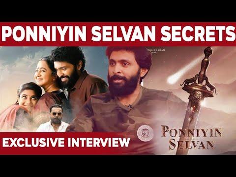 Vaanam Kottatum And Ponniyin Selvan Secrets Revealed By Vikram Prabhu | Exclusive Interview #Nettv4u