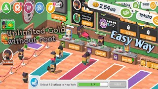 How to get Unlimited Gold | Idle Coffee Corp Android