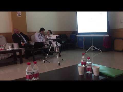 Olisticmap - Dott.Lucio Scalercio relazione all' accademia di Zheng Zhou