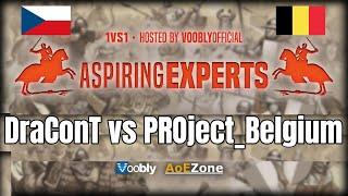 DraconT vs PROject_Belgium | AE ro16 Bo5
