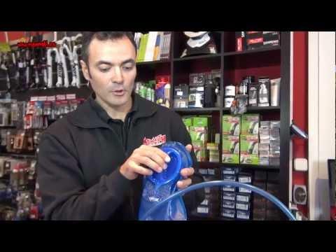 Bolsa Camelbak Antidote, Kit de limpieza y consejos hidratación.