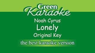 Noah Cyrus   Lonely (Karaoke)