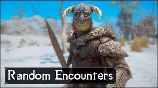 Skyrim: 5 Strange Random Encounters You May Have Missed in The Elder Scrolls 5: Skyrim (Part 5)