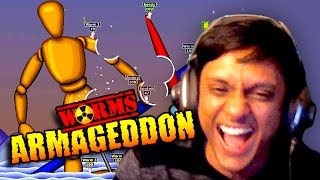 WORMS Armageddon! Games with Chat ft B:L, Rickstah, MetalKat, smiGGieEe and Rip