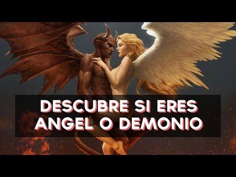 ¿Ángel o Demonio? | Test Divertidos