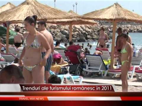 Trenduri ale turismului romanesc in 2011
