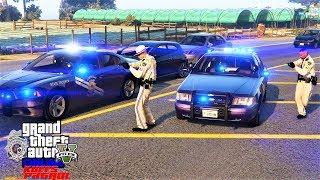 GTA5 FiveM - Transport Tycoon LIVE - Real Life Jobs - Police & Pilot