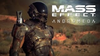 Mass Effect : Andromeda - התחלת סיפור