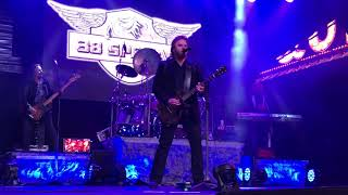 38 Special -Rockin into the Night. 3/3/18  Fremont Street Las Vegas