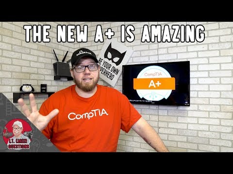 5 Reasons You Should Care About the New A+ Certification from ...