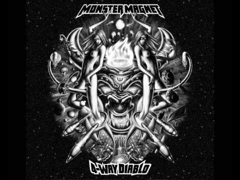 Monster Magnet - Solid Gold