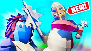 NEW TABS TOP SECRET UNITS! MACE SPINNER!!?! Totally Accurate Battle Simulator